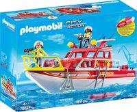 Fire Rescue Boat, PM70147