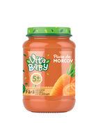 VITA Baby пюре морковь 180 г