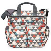 Skip Hop сумка для родителей Duo Signature Triangles