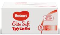 Трусики Huggies Elite Soft Pants  BOX  5  (12-17 kg), 76