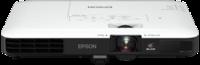 """WXGA LCD Projector Epson EB-1781W, 3200Lum, 10000:1, WXGA (1280x800), Ultra-mobile Мобильный проектор в ультратонком корпусе.  Технология: LCD: 3 х 0.59"""" P-Si TFT;  Яркость: 3 200 ANSI lm;  Контрастность: 10 000:1;  Разрешение: WXGA (1280х800);  Толщина корпуса 4,4 см, масса 1,81 кг;  Ресурс лампы 7 000 часов;  Коррекция вертикальных и горизонтальных трапецеидальных искажений;  Автоматическая коррекция вертикальных и горизонтальных трапецеидальных искажений;  Функция Quick Corner;  Функция Split Screen – просмотр двух изображений с разных источников на одном экране;  Функция Screen Fit – автоматическая настройка геометрии изображения;  Цветовой режим симуляции DICOM;  Функция Gesture presenter (презентер жестами);  Просмотр изображений, видео и pdf-файлов с USB флеш-накопителей;  Передача изображения, звука и сигналов управления по USB;  Передача изображения и звука по беспроводной сети Wi-Fi;  Встроенный динамик 1 Вт;  Возможность подключения документ-камеры Epson;  Поддержка стандартов NFC и MHL;  Функция копирования настроек и обновления прошивки через USB;  Быстрое включение и мгновенное выключение;  Фронтальный вывод теплого воздуха.   Состав поставки:  •Проектор;  •Кабель питания 3 м;  •Пульт ДУ с 2-мя элементами питания;  •Кабель для подключения к ПК с 15-контактным разъемом D-Sub (n/n) 1,8м;  •Кабель USB тип A/USB тип B 1,8м;  •Мягкая сумка для переноски;  •CD с программным обеспечением;  •CD с документацией;  •Руководство пользователя."""