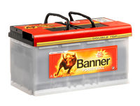 Banner Power Bull PROfessional PRO P100 40