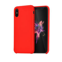 Hoco Pure Series  Iphone X , Red