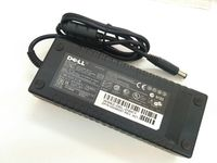 AC Adapter Charger For Dell 19.5V-6.7A (130W) Round DC Jack 7.4*5.0mm w/pin inside Original