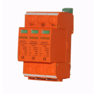 Разрядник постоянного тока, Tip 2, 3P, 1000Vdc, 20-40kA