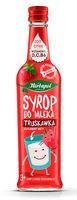 Сироп Herbapol Strawberry for milk, 420 мл