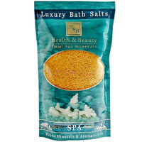 Health & Beauty Соль Мёртвого моря для ванны - Ваниль 500г (44.264)