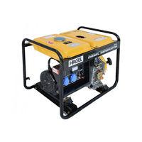 Генератор HAGEL 6000 CL AC 220В 5 кВт дизель