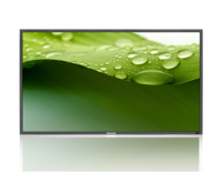 "42"" Display Philips BDL4252EL Black"