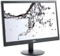 "18.5"" AOC LED e970Swn Black"