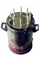 Шашлычница электрическая (6 шамп.) Гарантия 1 год