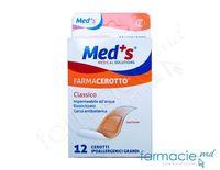 "Emplastru poliuretan ""Farmacerotto"" N12 25x72mm (2000000947M) (TVA 20%)"