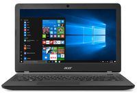 "ACER Aspire ES1-332 Black (NX.GFZEU.006) 13.3"" HD (Intel® Celeron® Dual Core N3350 up to 2.40GHz (Apollo Lake), 4Gb DDR3 RAM, 500Gb HDD, Intel® HD Graphics, w/o DVD, CardReader, WiFi-AC/BT, 3cell, 0.3MP CrystalEye Webcam, RUS, Linux, 1.5kg)"