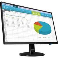 "23.8"" HP IPS LED N246v Black"