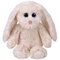 Ty Pearl White Bunny 15cm (TY65015)