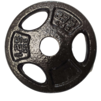 Диск металл 1,25 кг диам.30 арт.21007