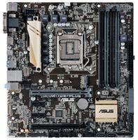 ASUS H170M-PLUS Intel H170, S1151, DDR4, RAID