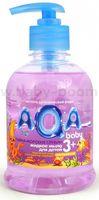 80.20 Aqa Baby Жидкое мыло для детей 3+