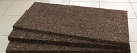 Пробковый чёрный агломерат (10 мм)