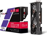 Sapphire PULSE Radeon RX 5500 XT 4GB GDDR6 128Bit