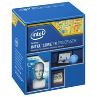 Procesor Intel Core I3-4160, BX80646I34160, 3.6GHz, 3MB, socket 1150