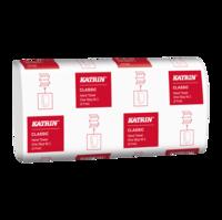 Classic One Stop - Бумажные полотенца Z укл. белые 2 слоя 160 листов