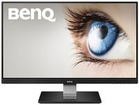 """23.8"""" BenQ """"GW2406Z"""", Black (IPS, 1920x1080, 5ms, 250cd, LED20M:1(1000:1), D-Sub+HDMI+DP) (23.8"""" AH-IPS W-LED, 1920x1080 Full-HD, 0.274mm, 5ms GTG, 250 cd/m², DCR 20 Mln:1 (1000:1), 72%NTSC, 16.7M Colors/ 8bit, 178°/178° @C/R>10, D-Sub + HDMI + DP, HDMI Audio-In, Headphone-Out, External PSU, Fixed Stand (Tilt -5/+20°), VESA Mount 100x100, Low Blue Light, Flicker-free Technology, Black)"""