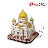 3D PUZZLE Cathedral of Christ the Saviour