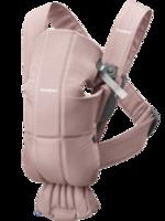Анатомический  рюкзак-кенгуру BabyBjorn Mini Dusty Pink