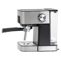 Espressor manual, CAMRY, 1000 W, Metalic, Metal/Plastic, 34cm, 36cm, 29.5cm