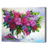Букет серени, 40x50 см, aлмазная мозаика