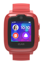 Elari KidPhone 4G, Red