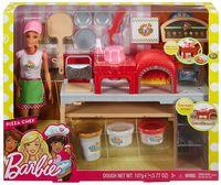 Barbie Pizza Chef Set, cod FHR09