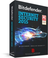 BITDEFENDER Internet Security 1 year 1 user, черный