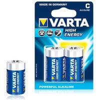 купить Батарейка Varta Baby High Energy C (2шт) в Кишинёве