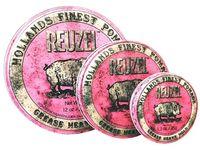 REUZEL PINK GREASE HEAVY HOLD POMADE 113gr