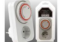 Таймер для электроприборов 220-240 v