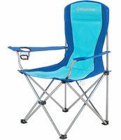 купить Стул-кресло складное для туризма и отдыха KM3818 BLUE (1007) в Кишинёве