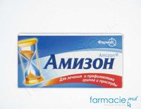 Amizon (antiviral) comp. 250mg N10 (Farmak)