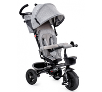 Трицикл Kinderkraft Aveo Grey
