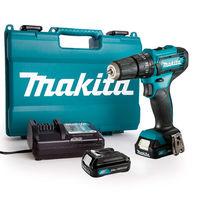 Аккумуляторный шуруповерт Makita HP333DSAE
