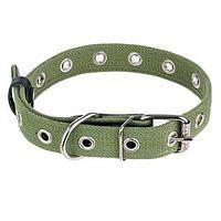 Ошейник  х/б тесьма Collar  (шир 20мм,длина 32-42см)