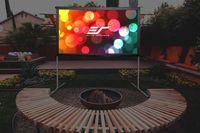 Экран для проектора Elite Screens Yard Master (OMS100H2-DUAL)