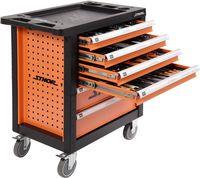 Ящик с инструментом Sthor 302 ед. (58550)