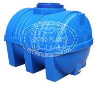 cumpără Rezervor apa 500 L oriz.ov.(albastru)  98x85x85 în Chișinău