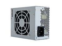 Блок питания SFX 350W Chieftec SFX-350BS, 80PLUS, Active PFC, 80-мм бесшумный вентилятор