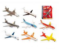 Majorette  AIRPLANES Самолеты 13 cm. 8-asort. 205 3120