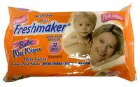 Салфетки влажные Freshmaker Baby/Classic Extra72шт.