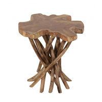 купить Деревянный круглый стол 560х650х560 мм в Кишинёве