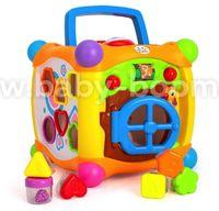 Huile Toys 936 Куб интерактивный
